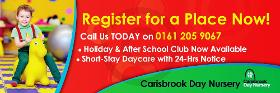 Carisbrook Day Nursery