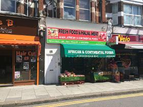 Fresh Food & Halal Meat Ltd