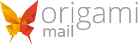 Origami Mail
