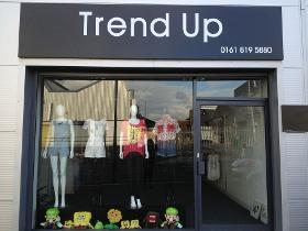 Trend Up Garment Ltd Clothing Supplier In Manchester M8 8aq
