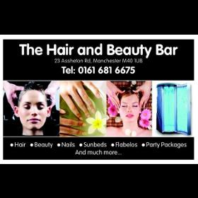 The Hair & Beauty Bar (Newton Heath)