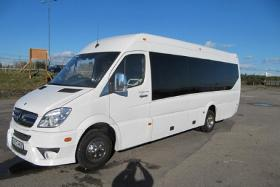 Coach And Minibus Hire Manchester