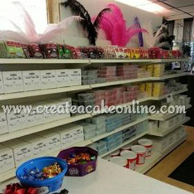 Create A Cake Celebration Cakes Cake Craft Supplies Cake