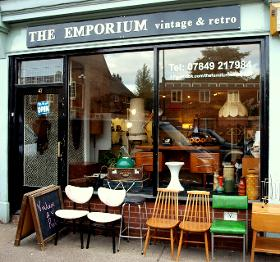 The furniture emporium antique dealers in worcester wr1 for Furniture emporium