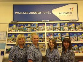 Wallace Arnold Travel - Chesterfield